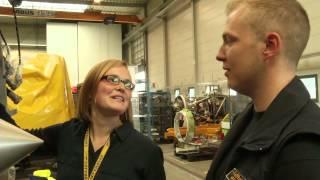 Was Lufthansa Technik als Arbeitgeber auszeichnet