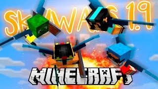 MINECRAFT SERVIDOR DE SKYWARS 1.9 PVP ÉPICO!!