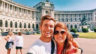 Vienna, Austria & Bratislava, Slovakia : Honeymoon Day 21 #EarlsTakeEurope