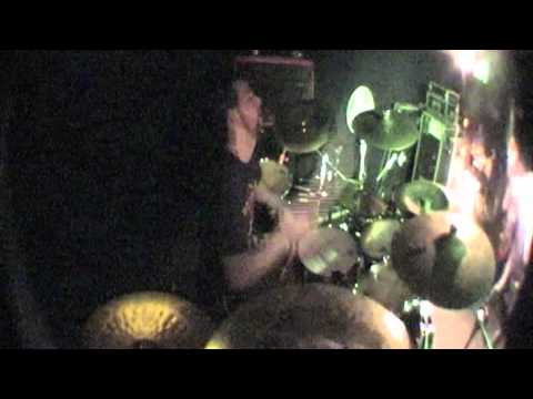 ION DISSONANCE - She's Strychnine (Live - Drum Cam) Basick Records London Underworld