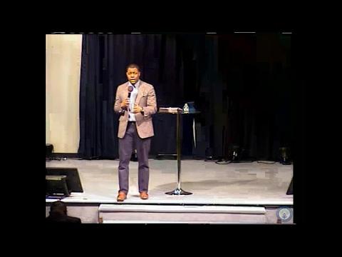"""Pastor Pierre Quinn-""""Don't Waste a Crisis"""""""