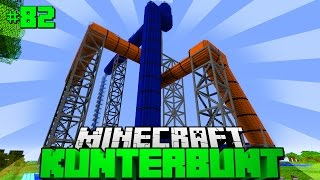 DER WASSERRUTSCHENPARK?! - Minecraft Kunterbunt #82 [Deutsch/HD]