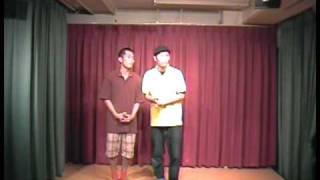 2009年4月結成のコンビ芸人。ニューファンドランド。
