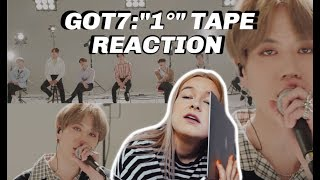 "Gambar cover GOT7: ""1°"" TAPE Reaction [YUGYEOM STOP]"