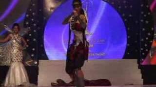 NATIONAL COSTUME PRESENTATION  : MISS THAILAND UNIVERSE 2008