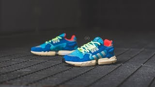 "Adidas ZX Torsion ""Bright Cyan"": Review & On-Feet"
