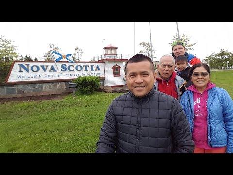 Vacations in Nova Scotia - Cape Breton Island & World Famous Cabot Trail (06-2016)