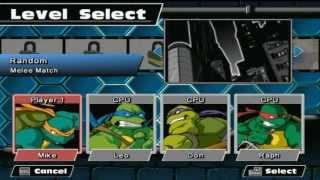 TMNT Mutant Melee | Ninja-Turtle All-Out Brawl [HD]
