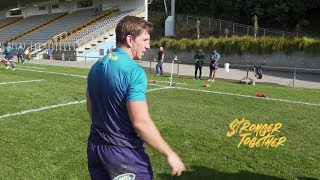 Inside the Springbok Training Camp