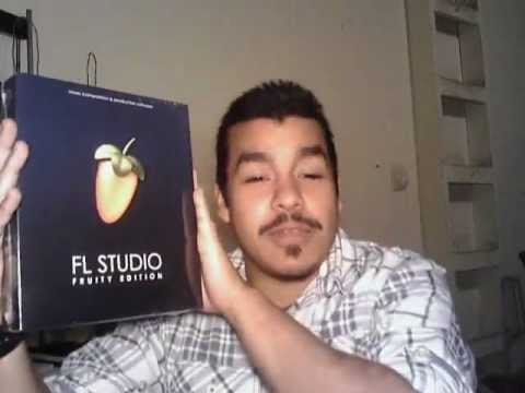 NEW FL STUDIO 10 - Unboxing - FRUITY EDITION