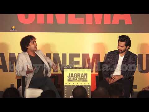 UNCUT - Varun Dhawan Full Press Conference | Jagran Cinema Summit 2017