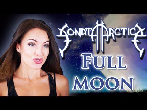 Sonata Arctica - Fullmoon 🌕  (Cover by Minniva featuring Quentin Cornet)