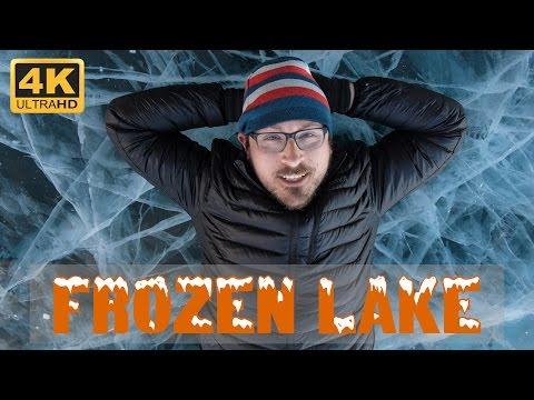 Mongolian Winter - Festivals on a Frozen Lake