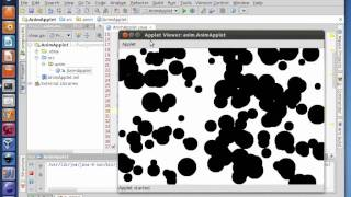 How to make smooth animation in Java applet