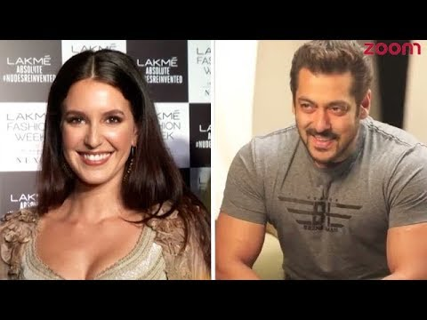 Katrina Kaif's Sister Isabelle's Reaction On Salman Khan Launching Her In Bollywood