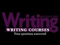 The Writing Magazine Creative Writing Courses - your questions answered