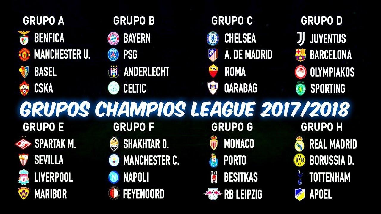 Em 2017 Groups