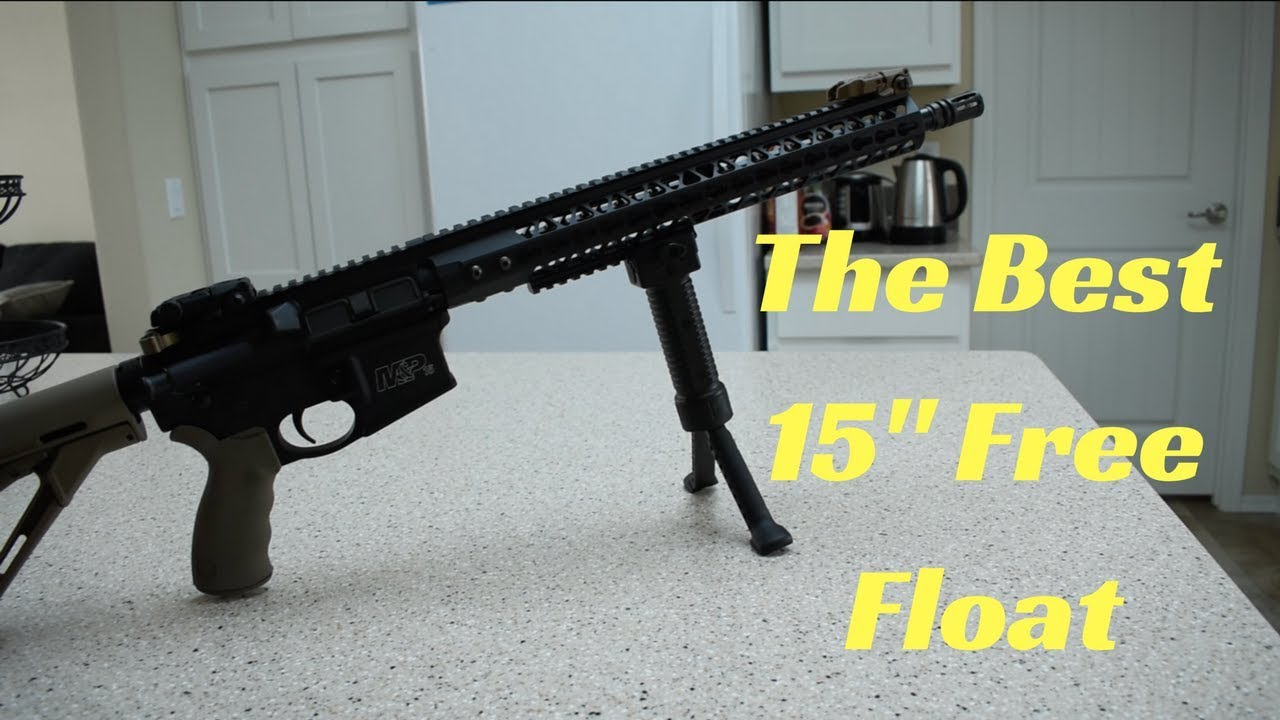 The Best 15` Free Float Rail on Ebay W/ Install