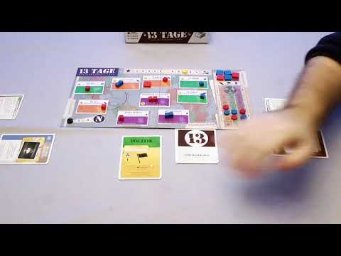13 Tage: Die Kubakrise 1962 (frosted Games) Gameplay & Review lang