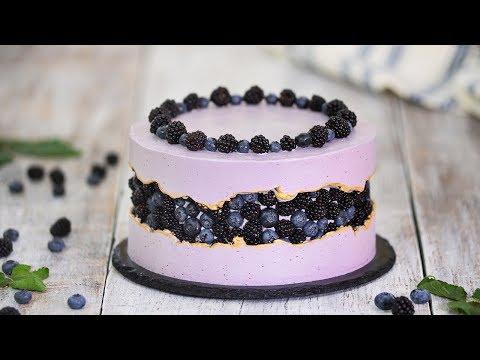 Торт 'Лесная ягода'