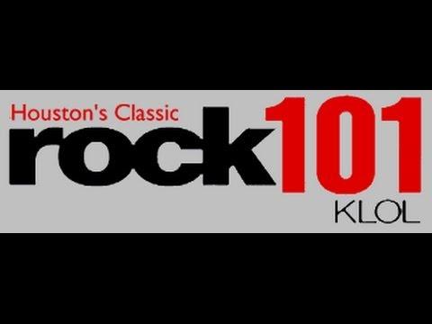 Rock 101 KLOL Houston - Chris Alan (1998)