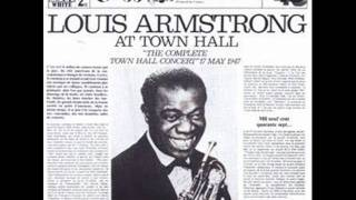 Louis Armstrong and the All Stars 1947 Big Butter And Egg Man.wmv