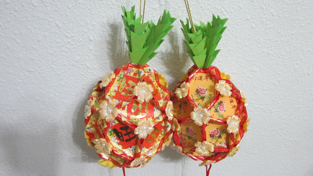 Cny tutorial no 13 how to make a red packet hongbao for Ang pao origami