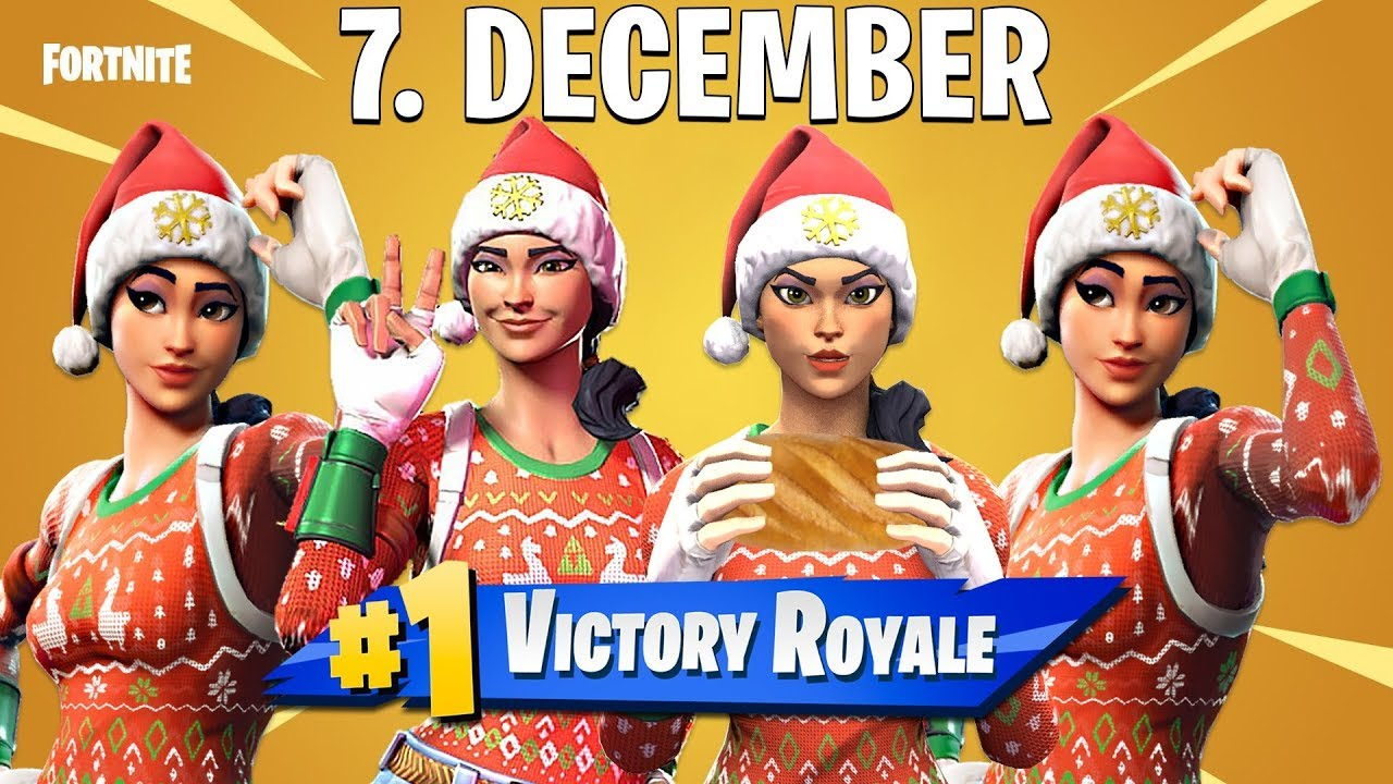 7. DECEMBER | JULE SQUADET! - FORTNITE DANSK