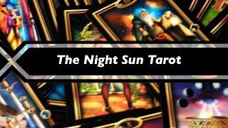 The Night Sun Tarot - Fabio Listrani - Lo Scarabeo