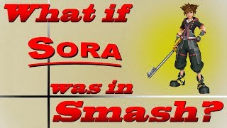 What If Sora Was In Smash? (Moveset Ideas: 32)