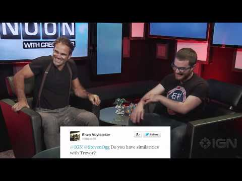 60 Seconds With Steven Ogg