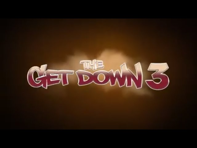 LIL SISA PROMOTES THE GET DOWN 3 - QATAR !