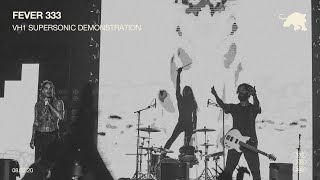FEVER 333 - INDIA DEMONSTRATION (VH1 SUPERSONIC)