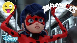 Miraculous | Season 2 Exclusive Sneak Peek: Remove your Miraculous | Official Disney Channel UK