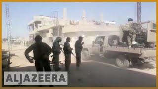 Analysis: Turkey claims capture of key Syrian border town