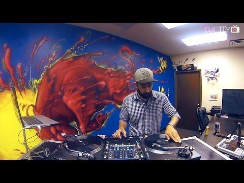DJ B-Stee - 2015 Thre3style US Finals Routine