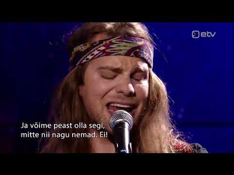 Daniel Levi - Vagad ja Vaiksed (Måneskin - Zitti E Buoni in Estonian)