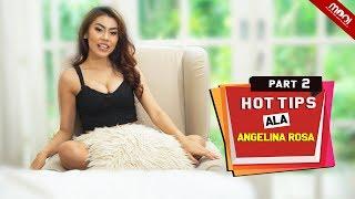 [HOT TIPS] 3 CARA ORAL YANG BENAR MENURUT ANGELINA ROSA!!