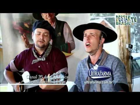 Destak Brasil Tv Play - Programa Cheiro de Galpão - 019 - Vacarias-RS - 23/04/2016