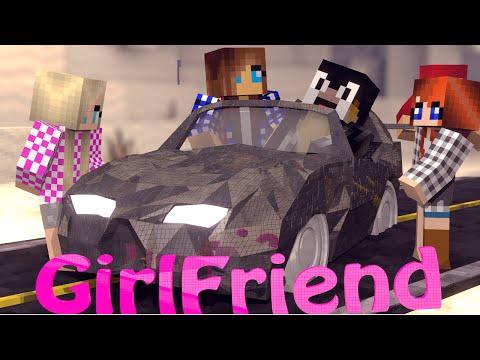 Minecraft | GIRLFRIEND Mod Showcase! (GIRLFRIENDS, DATES, ANIME GIRLS)