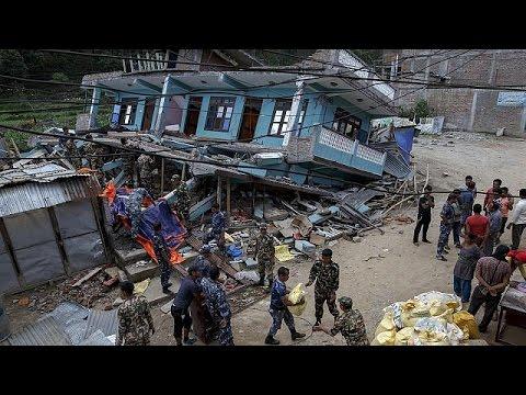 Facebook SOS: Nepal