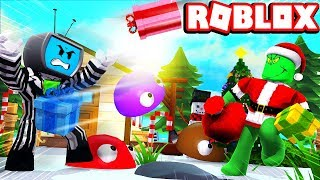 Stoppen Sie den Grinch from Stealing Christmas (CODES) Roblox Blob Simulator Codes