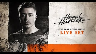 Headhunterz - The Home of Hardstyle Live Set