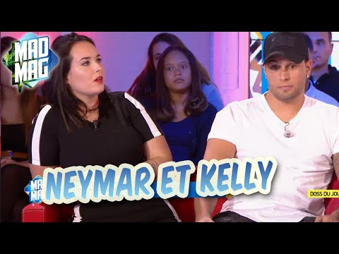 Nouveauté - Le Mad Mag du 08/11/2017 avec Neymar & Kelly