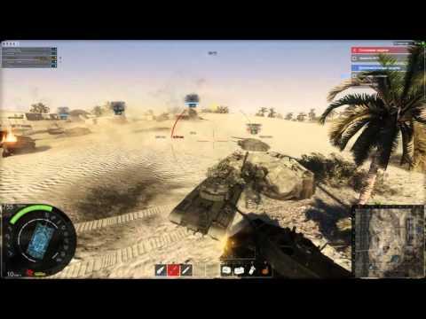 Armored Warfare нагиб