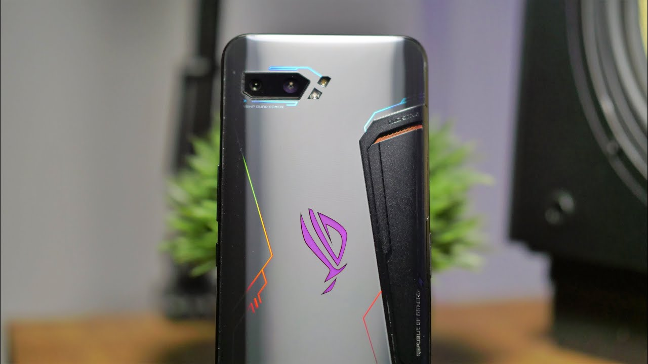 Asus ROG phone 2 - World's Fastest Smartphone