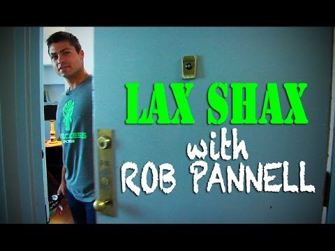 Lax Shax With Rob Pannell In NYC