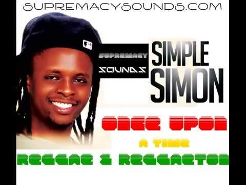 DJ SIMPLE SIMON - Once Upon A Time Ragga & Reggaeton 2004