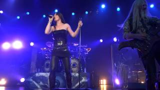 Nightwish - Dead to the World - City National Grove, Anaheim CA, October 5th, 2012 (OSA Dedication)