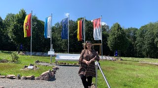 Влог,Westerngrund Mittelpunkt EU,